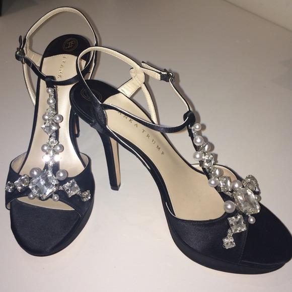 0ff967914b020 Ivanka Trump Shoes - Ivanka Trump Alluvia Evening Shoes