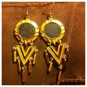 Vintage Tribal Style Earrings
