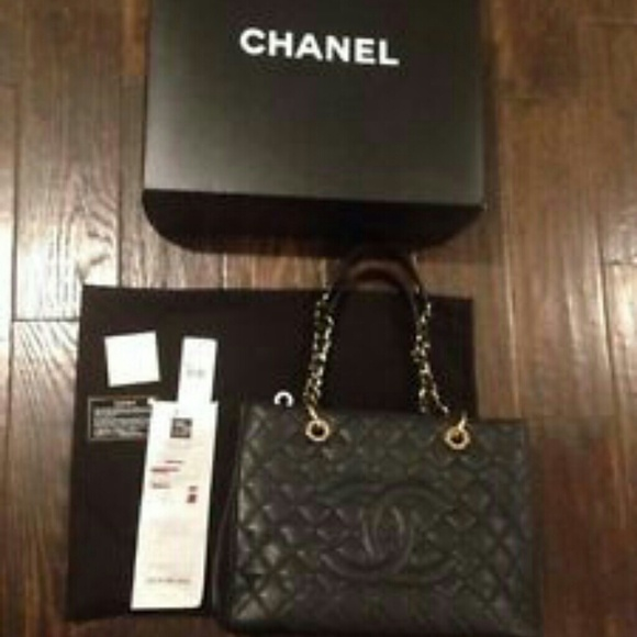 Brand new Chanel Grand Shopping Tote