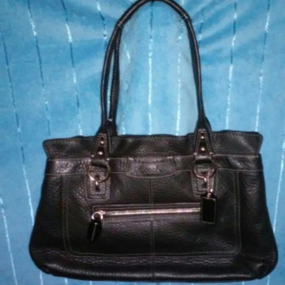 e17d1c8837 ... coupon code used coach penelope leather shopper bag f14686 08f87 ccb75