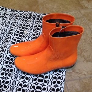 New Aquatalia rain boots