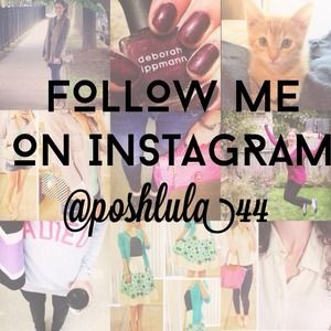 📷Follow me on IG @poshlula44📷