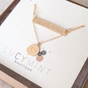 lucymint Jewelry - Double Delicate Necklace Package