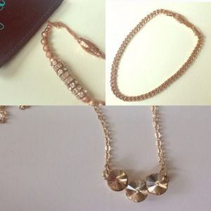 Rose Gold Jewelry Bundle