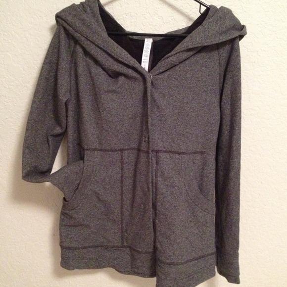 Lululemon athletica jackets amp coats lululemon find your center wrap