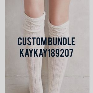 Other - Custom Bundle for @kaykay189207