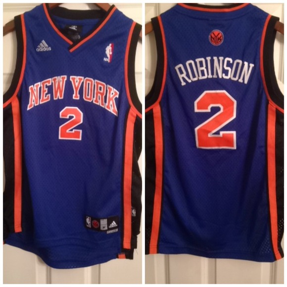 fef73181 Adidas Tops | Nba New York Knicks Nate Robinson Youth Jersey | Poshmark