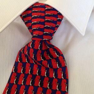 Accessories - 100% silk tie