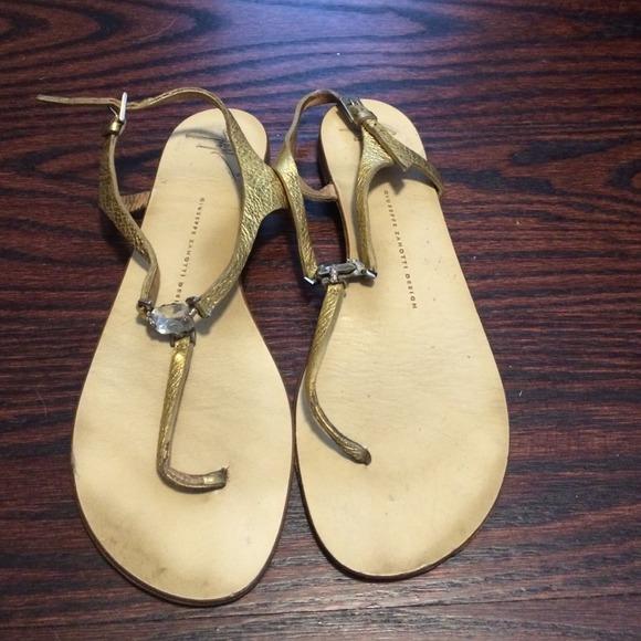 75% off Giuseppe Zanotti Shoes