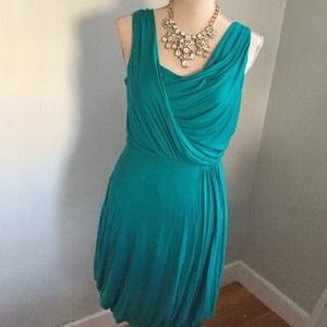 BCBG MaxAzria Grecian dress BNWT