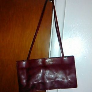 Handbags - Pelle Studios Italian  Leather purse.