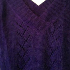 Brand new beatiful purple sweater