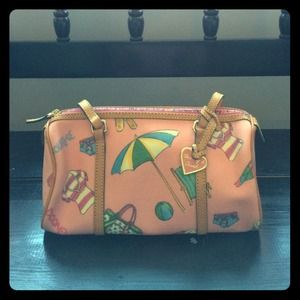 Dooney and Bourke small handbag.