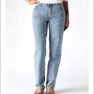 Relaxed boot cut 550 jeans