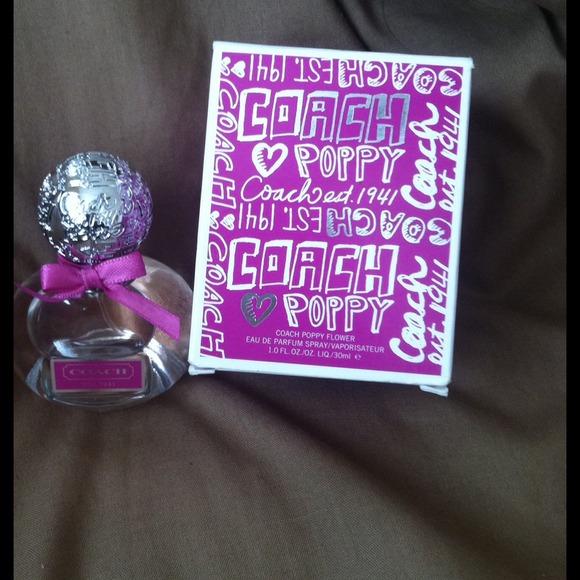 Coach other poppy flower eau de parfum 1 ounce poshmark coach other coach poppy flower eau de parfum 1 ounce mightylinksfo