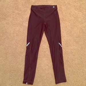 Pants - Black running leggings
