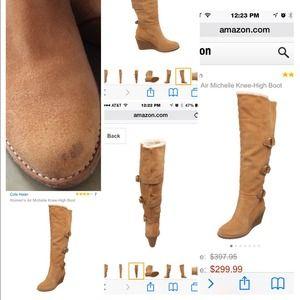 S O L D .. Nike Air Colehaan boots