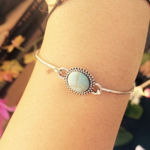 Accessories - Brandy Melville turquoise bracelet