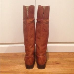 Frye Shoes - Frye Brown Boots