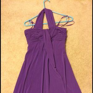 Purple Max and Cleo Dress