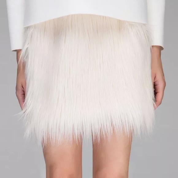 e106027f9d Skirts | Faux Fur Skirt | Poshmark