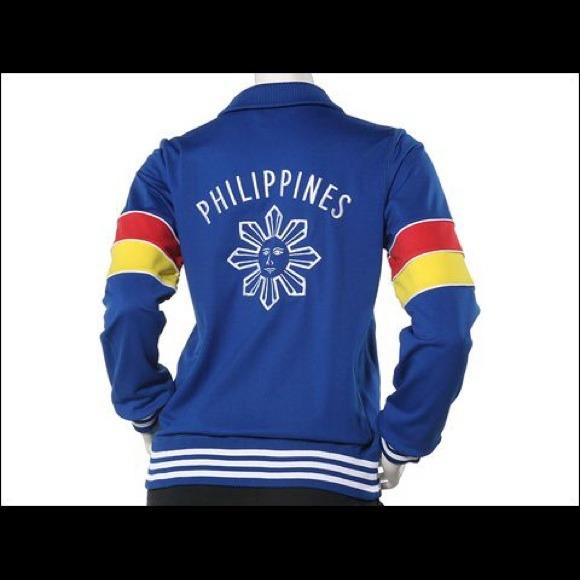 Adidas giacche & cappotti filippino traccia giacca poshmark