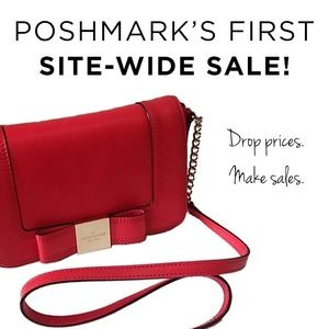 Announcing Poshmark's first Site-Wide Sale!