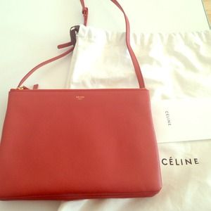 celine trio bag price - Celine Trio Handbags on Poshmark