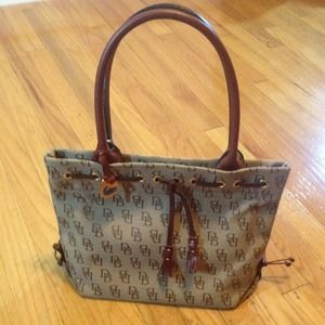 Dooney & Bourke Signature Tote