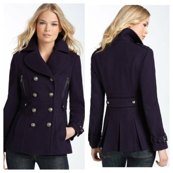 67% off Miss Sixty Jackets & Blazers - Miss Sixty Royal Purple ...