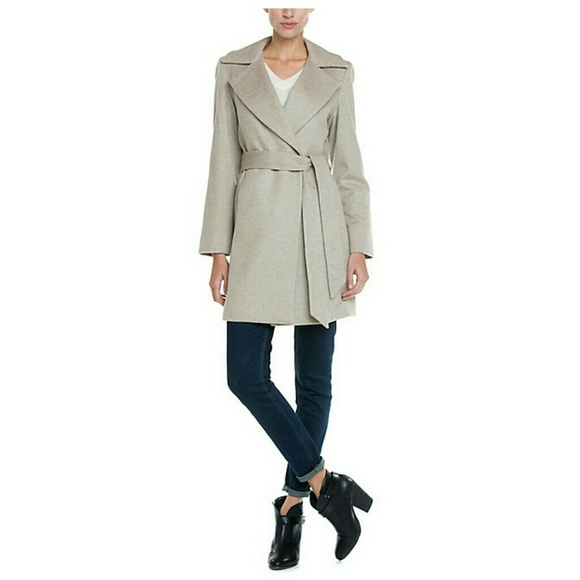40% off Sofia Cashmere Outerwear - ▪ sold ▪ Sofia Cashmere Tan