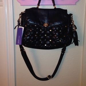 Rebecca Minkoff Black Leather Purse