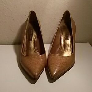 ANTONIO MELANI Shoes - Nude heels. Offers welcome