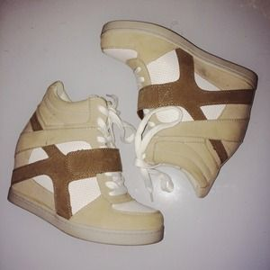 Shoes - Wedged Sneakers