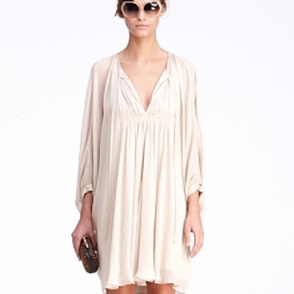 a2f4d049d5a0 Diane von Furstenberg Dresses   Skirts - DVF Fleurette Dress in Nouget