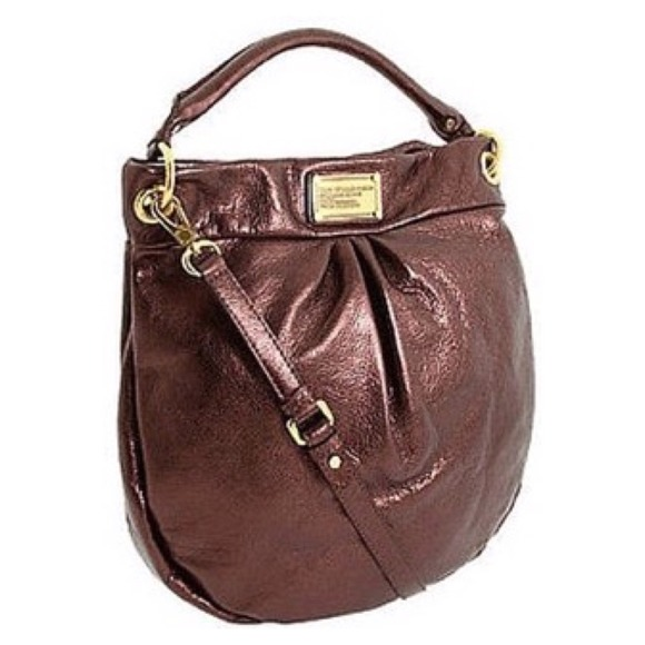 51871c3fc28 Marc by Marc Jacobs Bags | Marc Jacobs Classic Q Hillier Hobo ...