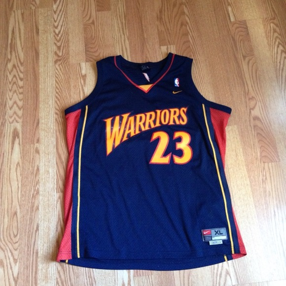 huge selection of 72d7c e3608 Jason Richardson jersey golden state warriors