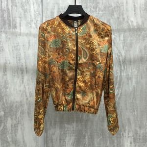 Style Mafia Jackets & Blazers - Printed Jacket - Brown