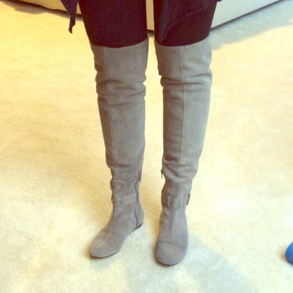 Cole Haan - 💥FLASH SALE💥Cole Haan Marisol OTK suede boots! from ...