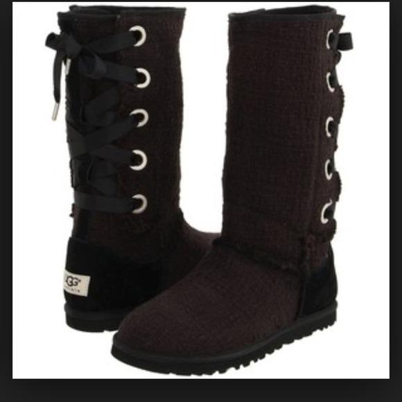 7e3c14482da Ugg heirloom boots