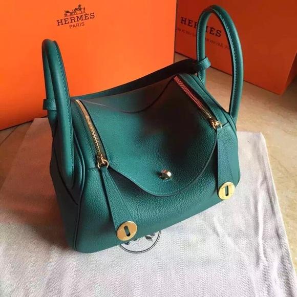 58 off hermes handbags sold authentic hermes lindy