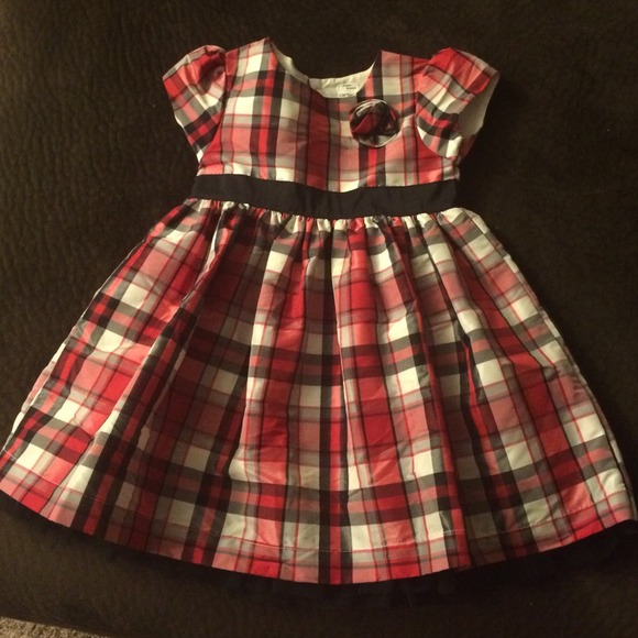 carters dresses baby girl toddler christmas dress poshmark