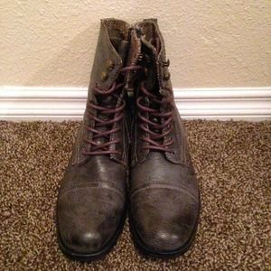 Other - Mens combat boots