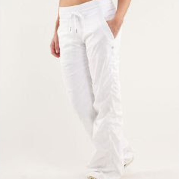 19% off lululemon athletica Pants - Lululemon Dance Studio Pant II ...