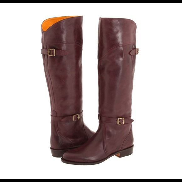 87% off Frye Boots - Frye Dorado Riding Boot from Danielle's ...