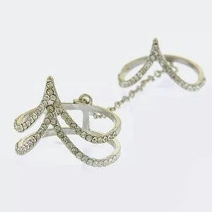 Curved Tip Knuckle Ring Set
