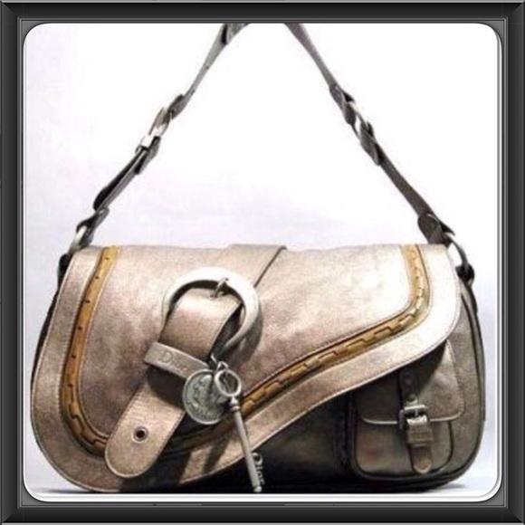 94d1ae279427 Dior Handbags - CHRISTIAN DIOR GAUCHO BAG