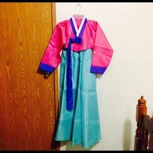 Dresses & Skirts - Hanbok - Korean traditional dress. Skirt and top.