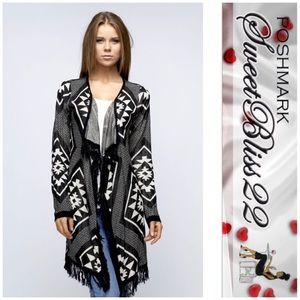 Jackets & Blazers - 🌺Tribal Print Cardigan🌺