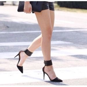 Zara Pointy Toe Heels